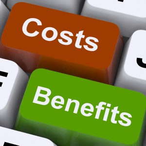 Benefits form applying BPM solutions